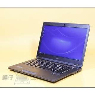 Dell E7450 14吋 FHD 商務筆電 i5五代CPU /8G記憶體 / 256G SSD