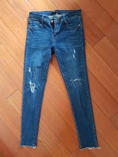 Woman jeans