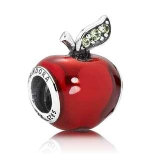 Snow White Apple Charm Pandora