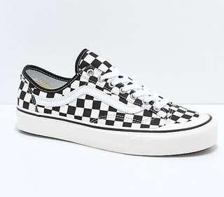 Vans Checkerboard checkered decon sf sneakers