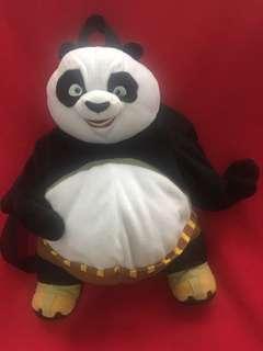 Kung fu panda bag