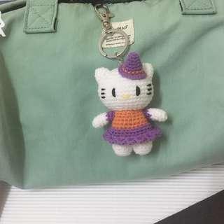 🎁Hello Kitty Witch Keychain/Bagcharm