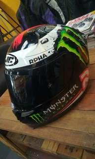 HJC Ralph 10 Carbon  (Full face helmet)