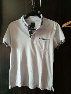 Light Gray Polo Shirt