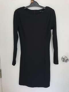 Portmans black dress