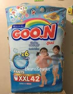 Goo.N Diaper Pants xxl, 42