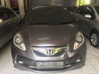 Honda Brio 1.2 E Satya Manual th 2015 istimewa