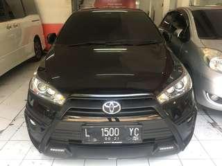 Toyota All New Yaris 1.5 S TRD Manual th 2016 istimewa