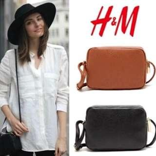 Ready stock📣📣H&M basic sling bag