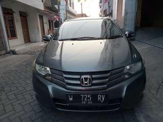 Honda New City 1.5 E Manual th 2010 unit siap pakai