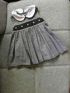 Baby Black Classy Dress