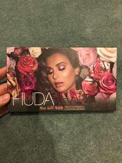 Huda Beauty Rosegold Remastered