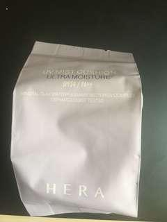 Hera uv mist cushion ultra moisture Refill