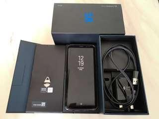 Lnib Samsung S8 64GB Black