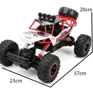 Murr Murrr!!! Rock Crawler 1:12 SCALE 4WD Remote Control RC Monster Truck- ALLOY BODY