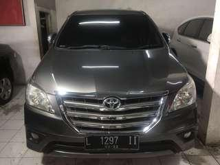 Toyota Grand Innova 2.5 G Automatic th 2014