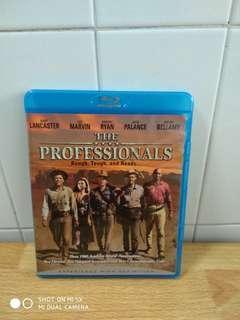 The Professionals - Blu Ray - US import (original)