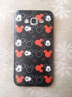 MICKEY MOUSE PHONE CASE (J7)