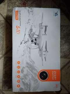 Drone quadcopter without camera