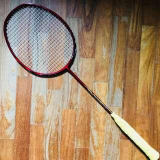 [CLEARANCE] Mint Condition Gosen Inferno EX Badminton Racket
