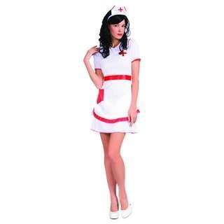 (Hot Sales)Nurse Costume Dress Hospital Uniform Cosplay (Big discount)