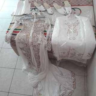 Baju nikah (akad)