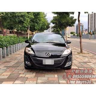 《2010 Mazda 3 5D 1.6 尊貴型》