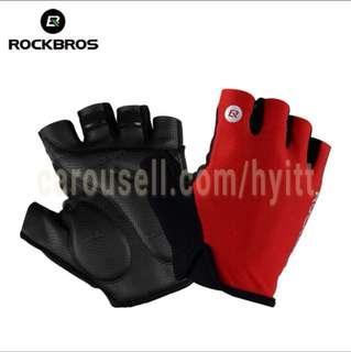 🚚 RockBros Cycling Gloves Gym gloves