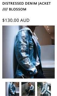 KOKAINE denim jacket