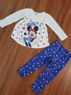 Girl toddler Pajamas / pjs