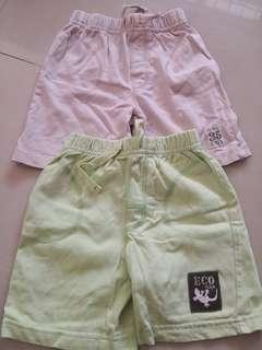 Preloved Boy Shorts