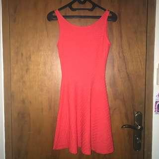 H&M Red Dress