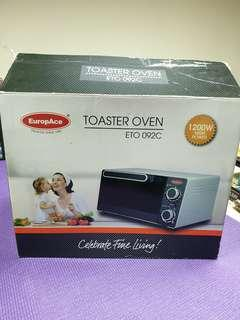 EuropAce toaster oven