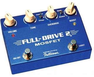 Fulltone Full-drive mosfet FD2