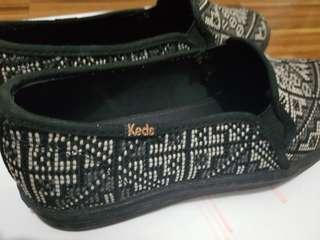 Ked's Triple Platform Slip-On Sneakers