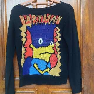 Knit Sweatshirt #DeclutterWithJohanis