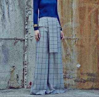 Mimpikita Grid Trousers