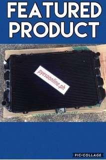 Toyota Liteace 5k gas engine radiator