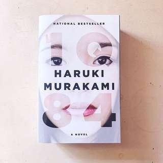 1Q84 - Good as New (FREE SHIPPING)