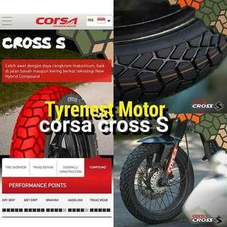 Corsa cross S terbaik utk semua acara