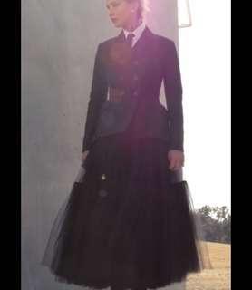 原價500起跳 黑紗裙