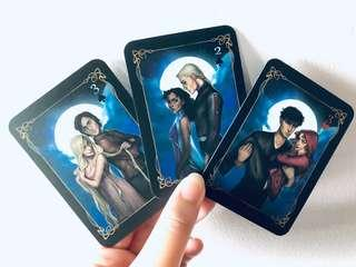 Litjoy Lunar Chronicles Trading Cards (Exclusive)