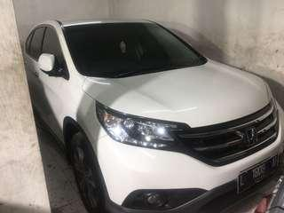 Honda New CR-V 2.4 Automatic th 2014 low KM