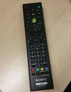 Sony PC Remote RM-MCE40E