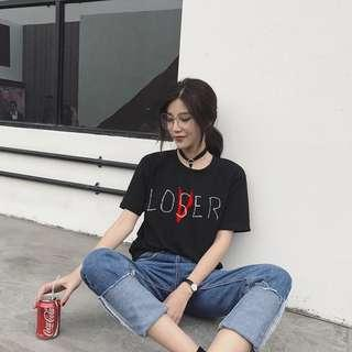 Personality Tshirt / Casual / Blouse