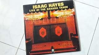 Isaac Hayes LP/vinyl/plaka