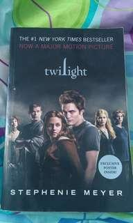 Twilight Softcover Book