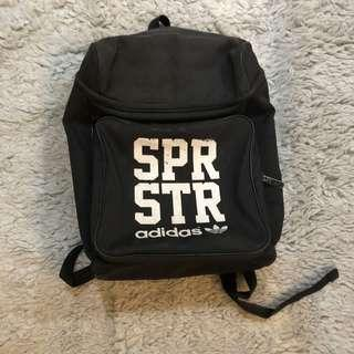 adidas superstar backpack black 100% authentic