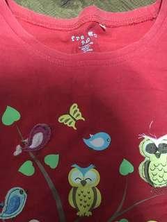 Girl shirt