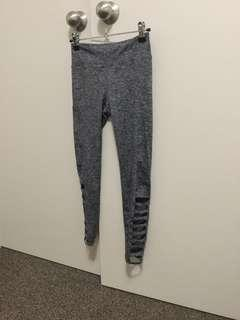 Cotton on body grey leggings